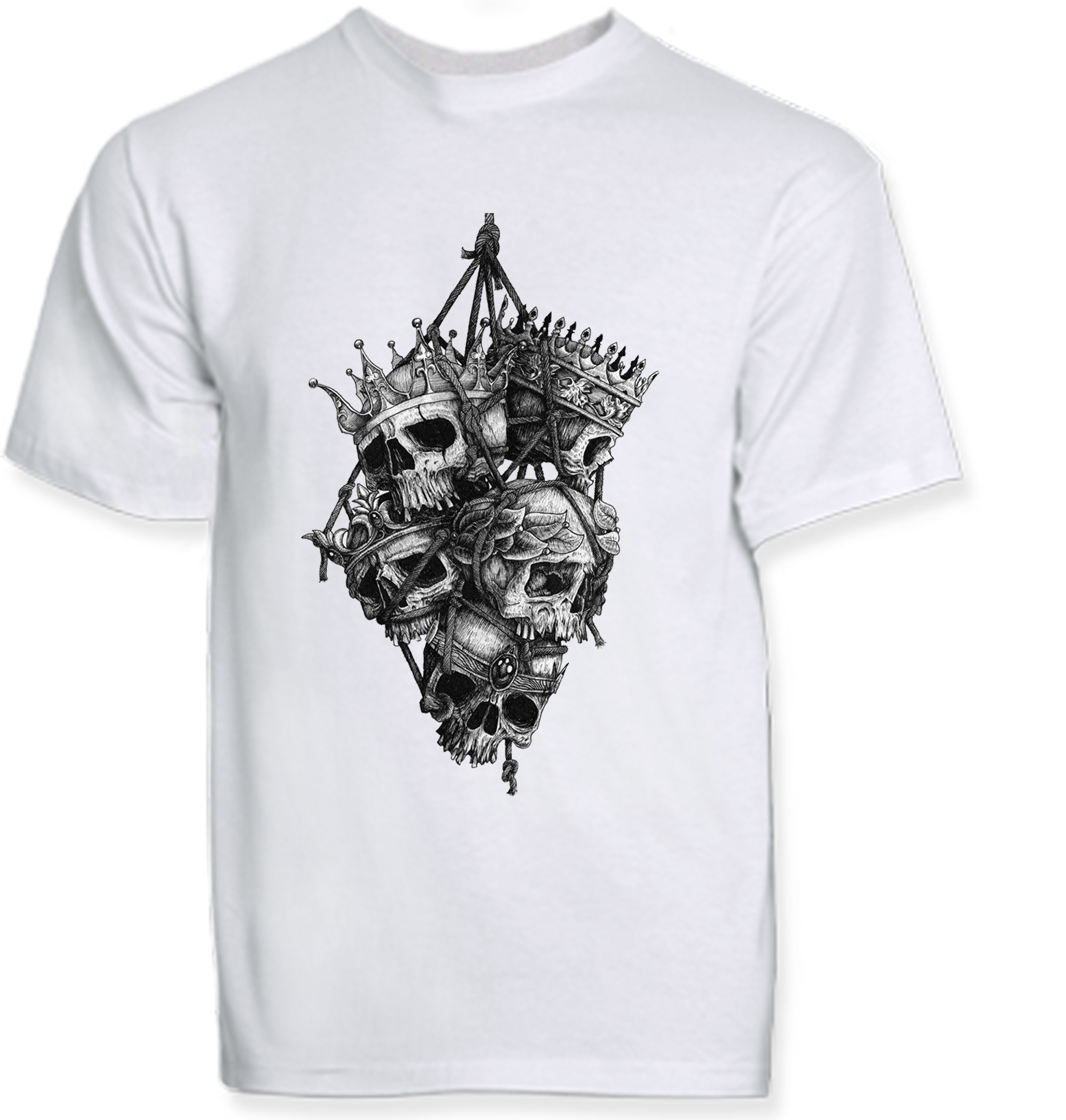 T-shirt Morte dei Re